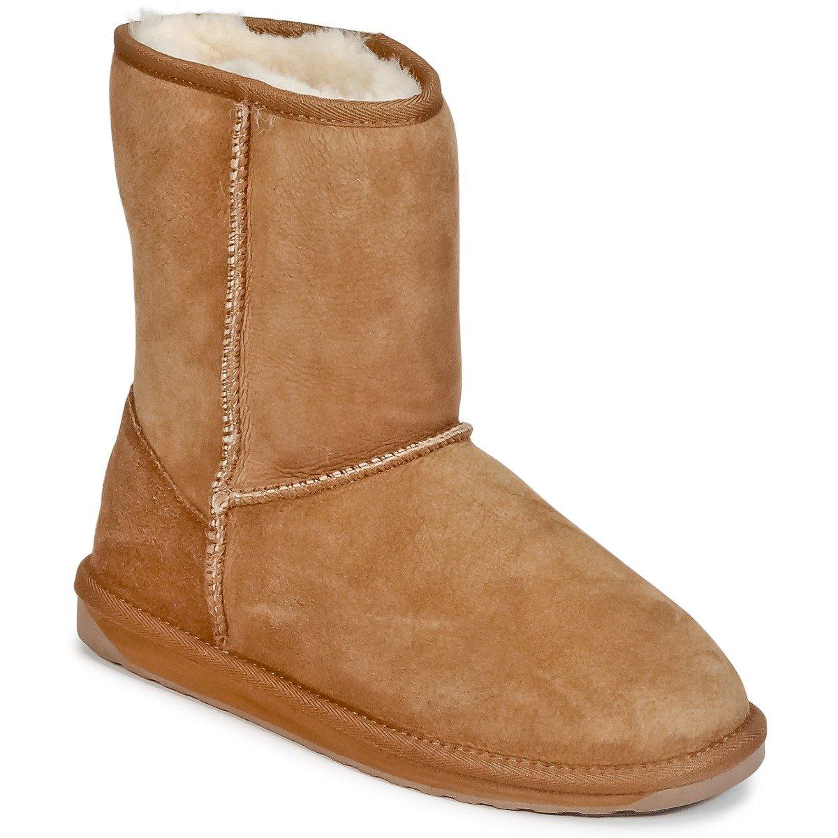 - EMU Stinger Stinger LO Stiefelletten Stiefel Damen Braun (Chestnut) - 37 - Stiefel  Sparen Sie bis zu 30-50%