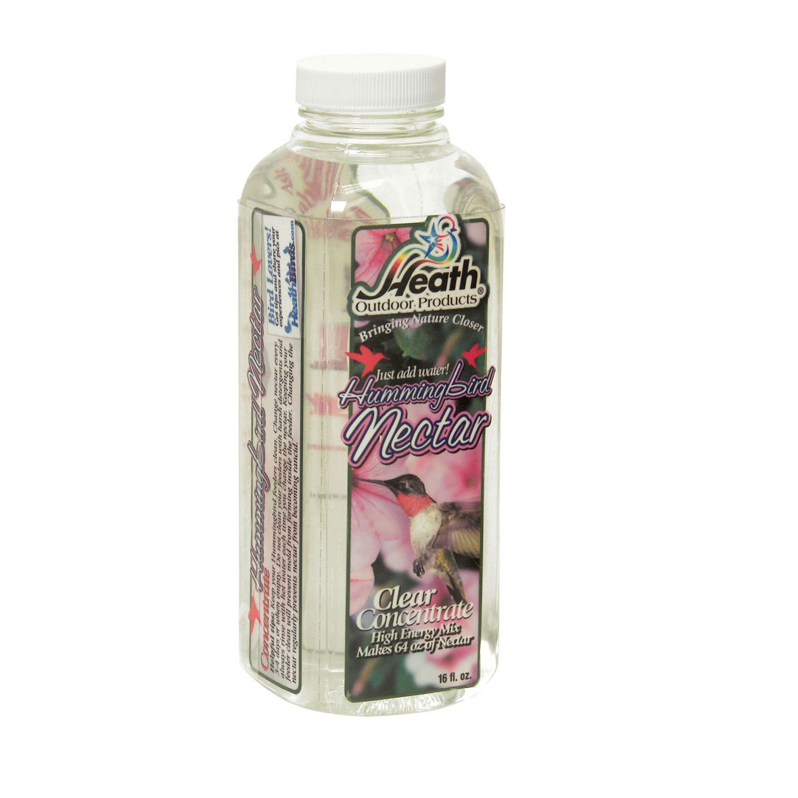 Heath Outdoor Products NECLC16 Ready-To-Use Liquid Nectar Concentrate, 16-Ounce
