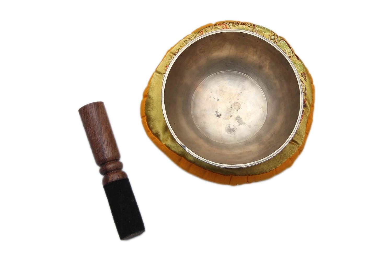 Manipuri Bol chantant de haute qualit/é /© Solitude de lHimalaya L Manipuri tib/étain Bol chantant