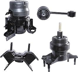 Transmission Engine Motor Mounts Kit  For 99//03 Toyota Solara Sienna 3.0 L