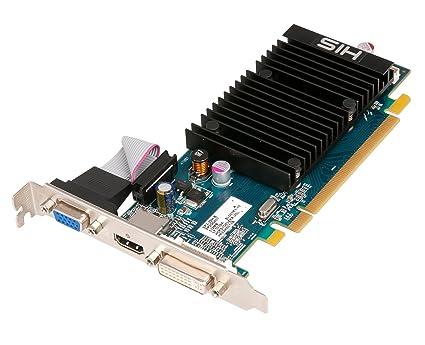 HIS ATI Radeon HD5450 Silence LP Tarjeta gráfica (PCI-e, 2 ...