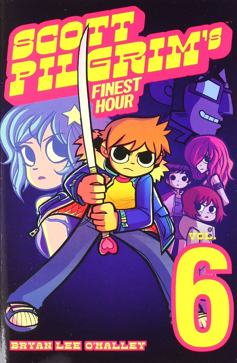 Amazon Com Scott Pilgrim Precious Little Box Set 8580001049953
