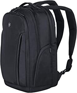 Victorinox Altmont Professional Essential Laptop Backpack, Black, 16.9-inch