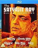 Five Films by Satyajit Ray (5 Disc Set) [Blu-ray]