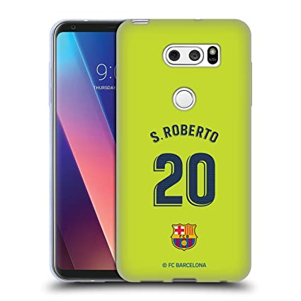 Amazon.com: Official FC Barcelona Sergi Roberto 2018/19 ...