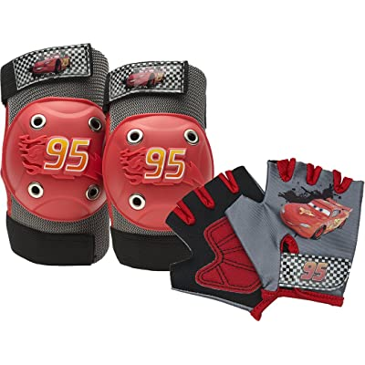Bell 7059895 Cars Pads and Gloves Protective Gear : Sports & Outdoors