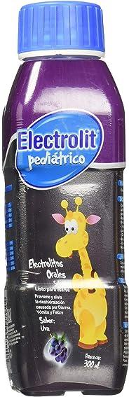 Electrolit Uva Pediátrico, 300 ml