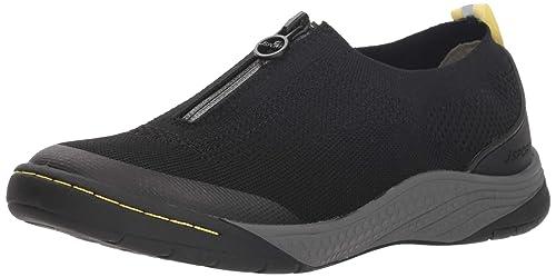 a0078badda7 JSport by Jambu Women s Halden Sneaker Black 6 Medium US