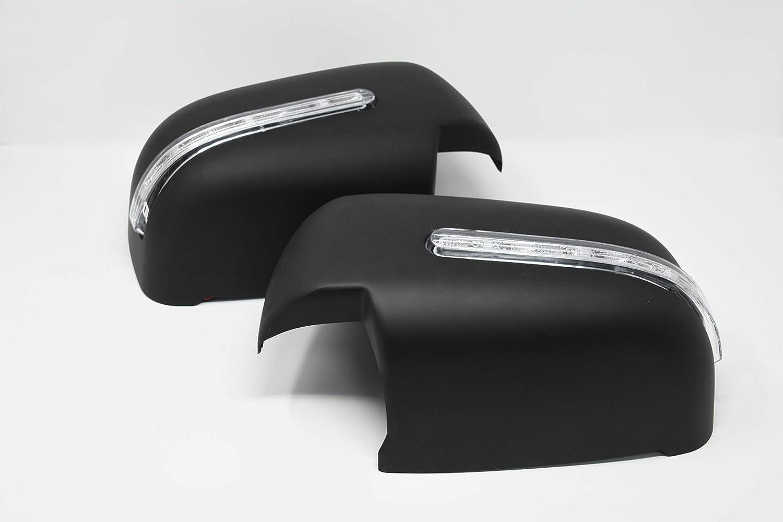 Connis limit/ée Ml200mc2015/Noir Mat Porte Miroir couvertures avec lumi/ères LED