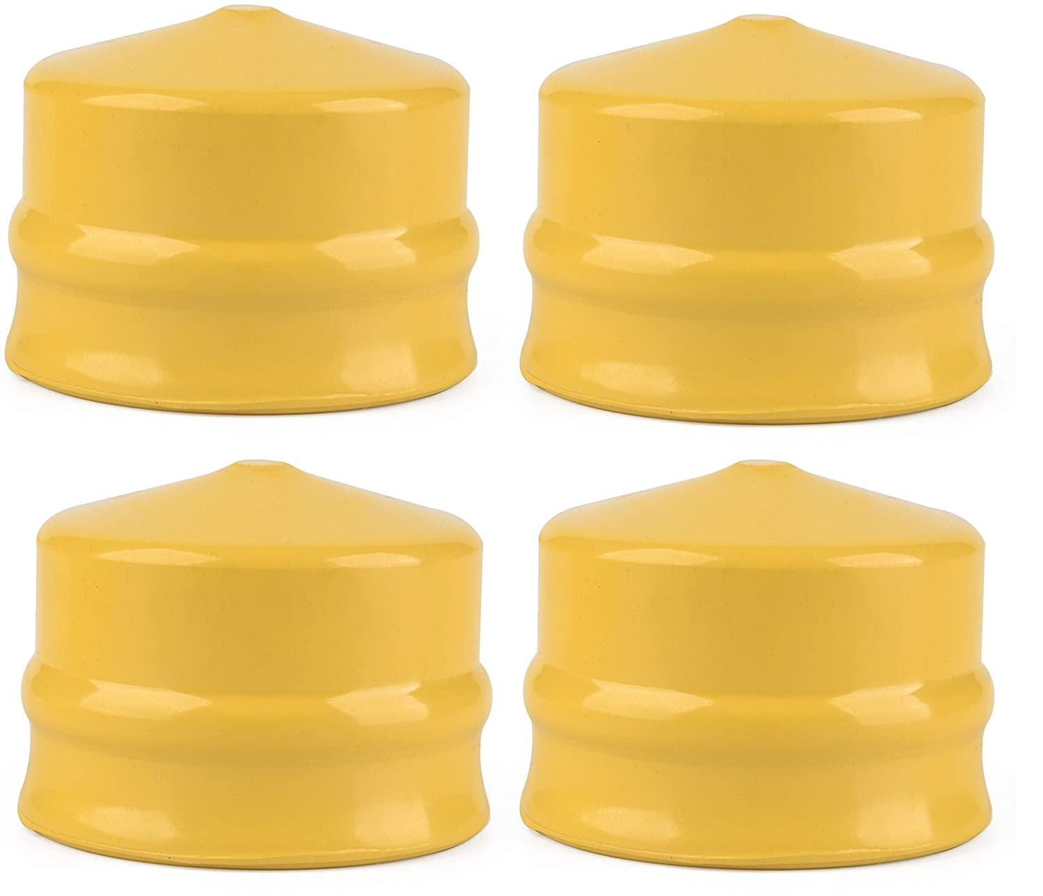 Mission Automotive 4-Pack Axle Cap Bearing Cover - Compatible with John Deere - for Lawn Mower and Lawn Tractor- Compare to M143338