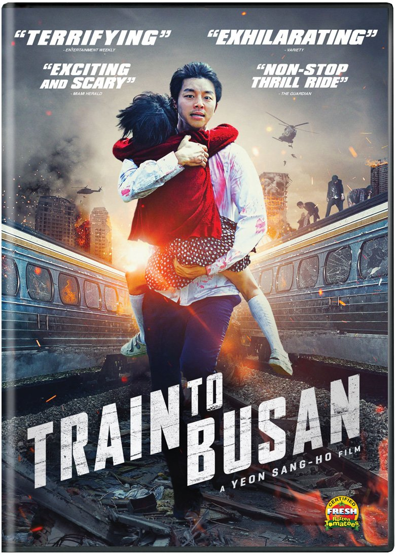 Amazon.com: Train To Busan: Gong Yoo: Movies & TV