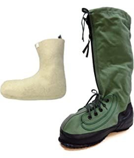 New Wellco Mukluk Arctic N-1B Snow Extreme Cold Weather Boots