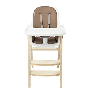 Amazing OXO Tot Sprout High Chair, Taupe/Birch Images