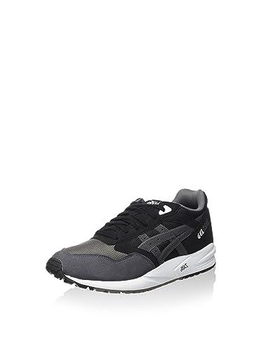 Asics Unisex-Erwachsene Gelsaga Sneaker Schwarz/Anthrazit 40.5 EU