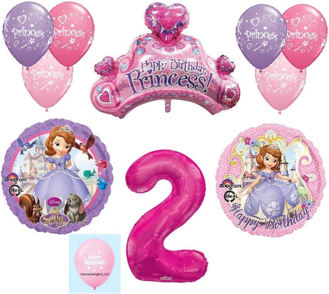 Amazon Com Dalvaydelights Disney S Sofia The First 2nd Happy