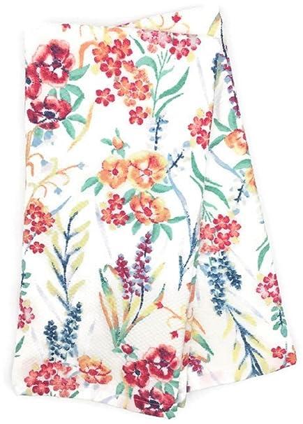 Deborah Connolly diseños pintado jardín cocina juego de toallas
