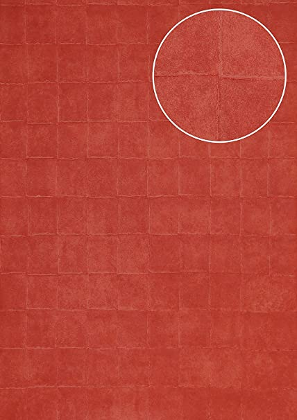 Stone Tile Wallpaper Wall Atlas INS 5080 8 Textured Embossed With Geometric Shapes