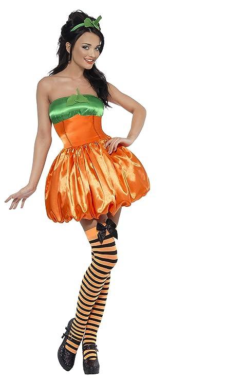 SMIFFYS Smiffy s - Costume da zucca di Halloween 29f21cd697fe