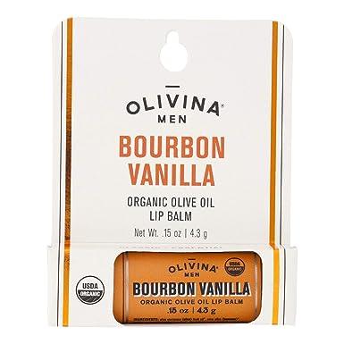 Bourbon Vanilla Lip Balm