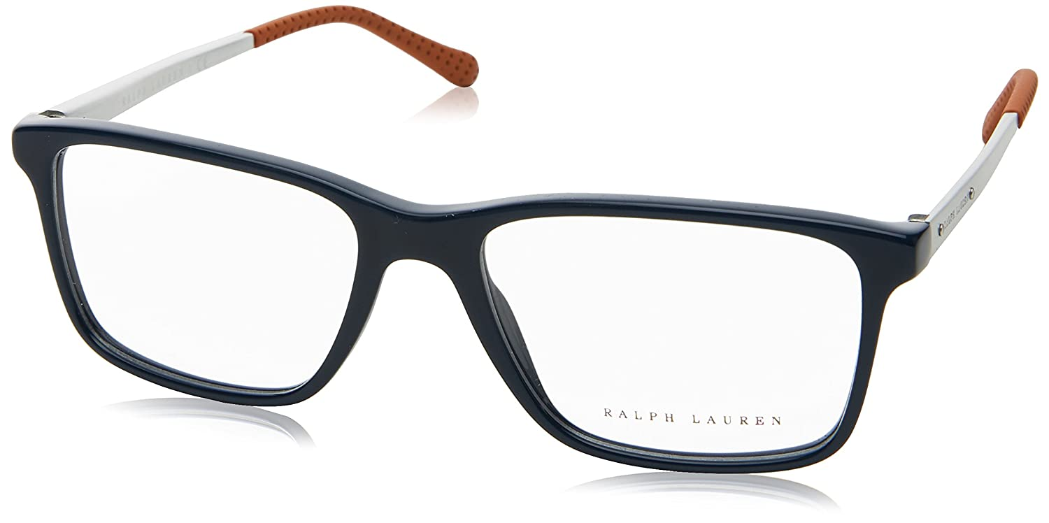 a94412ff31 Ralph Lauren RL6133 Eyeglass Frames 5001-54 - Black RL6133-5001-54 at  Amazon Men s Clothing store