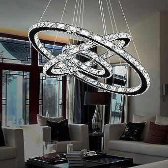 Pendelleuchte LED Dimmbar Wohnzimmer Esszimmer Modern ...