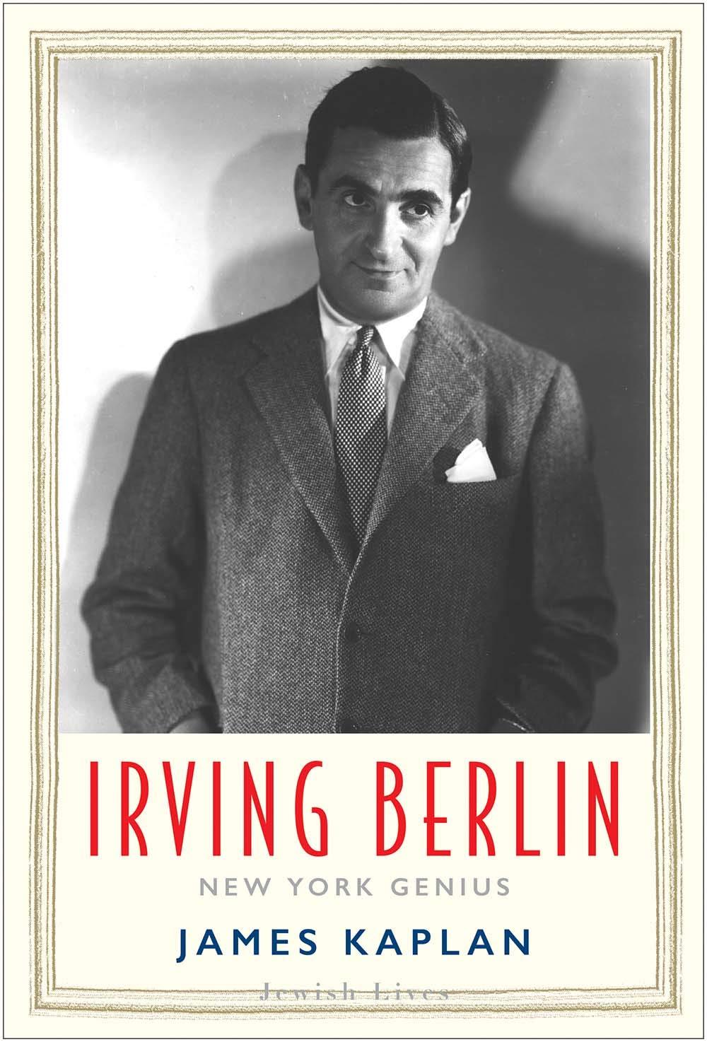 Amazon | Irving Berlin: New York Genius (Jewish Lives) | Kaplan ...