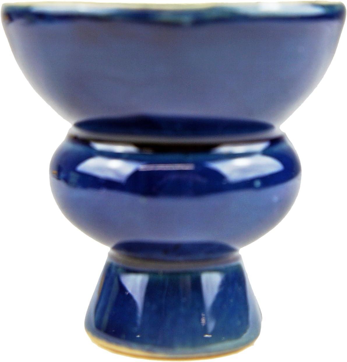 Olla de tabaco para shisha–Altura aprox. 5,8cm–Color a elegir.–Pipa de agua de repuesto Cazoleta de cerámica Nuevo