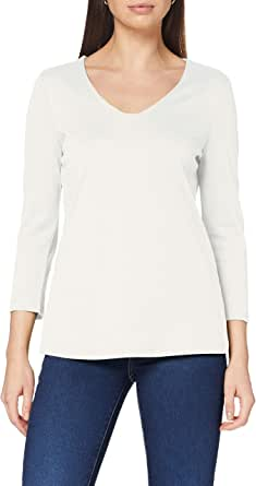 Tom Tailor Basic Sommer Camiseta para Mujer