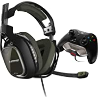 Logitech Astro Gaming A40TR Headset, color Negro (+ Mix M80 Xbox One) - Platinum Edition