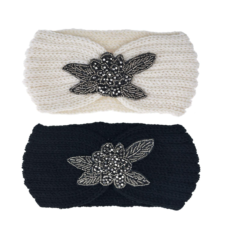 DRESHOW Womens Headbands Headwraps Hair Bands Bows Accessories