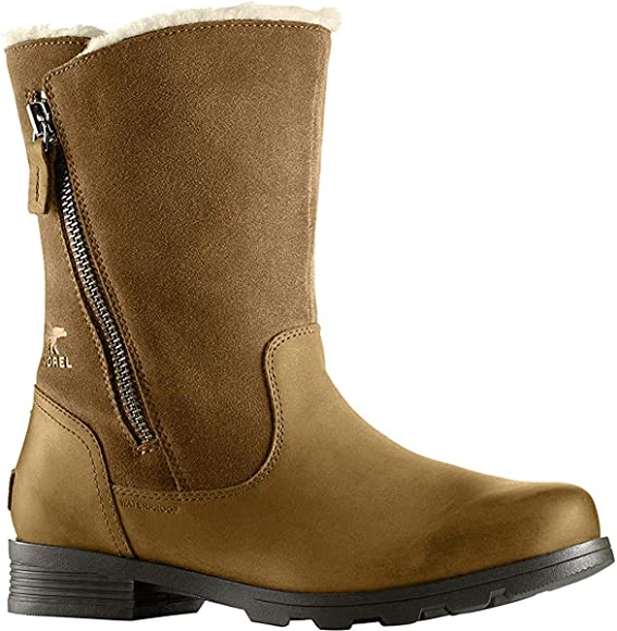 Amazon.com   Sorel Emelie Foldover Boot