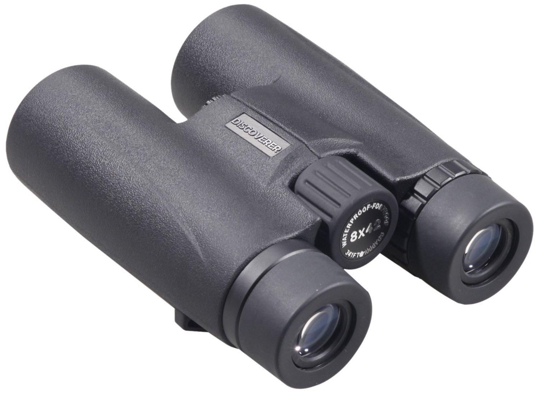 Discoverer 8 x42双眼鏡ブラックFox (ブラック) B00OCE64AU
