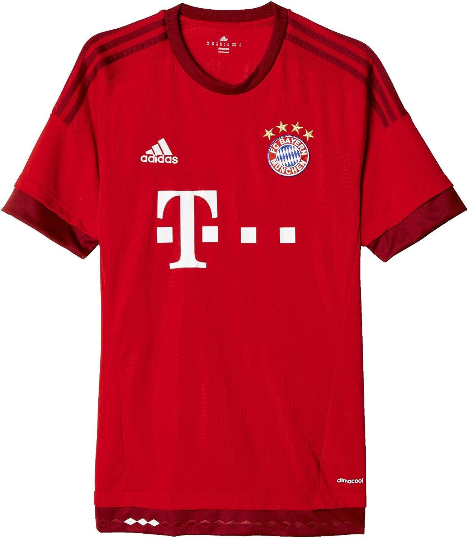 adidas Mens 2015 Bayern Munich Fc Home Jersey (S)