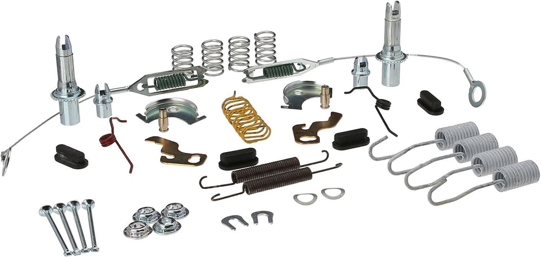 Drum Brake Hardware Kit-Pro Rear Carlson H2300