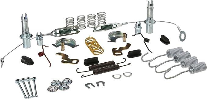 Drum Brake Hardware Kit-Pro Rear Carlson H2319