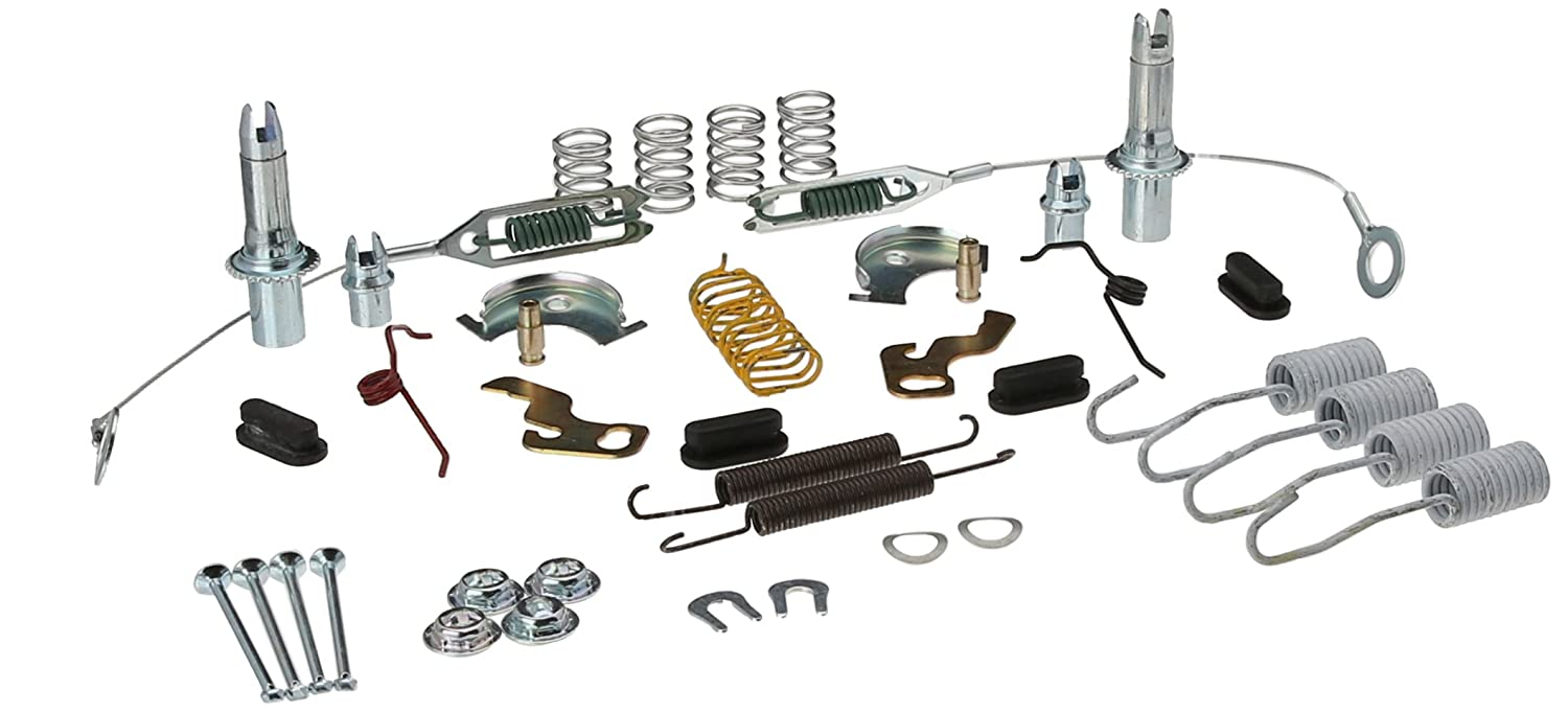 Carlson H2309 Rear Drum Brake Hardware Kit Automotive Not Carrying The Gt4 Suspension Whether Disc Or On