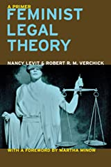 Feminist Legal Theory (Critical America) Paperback