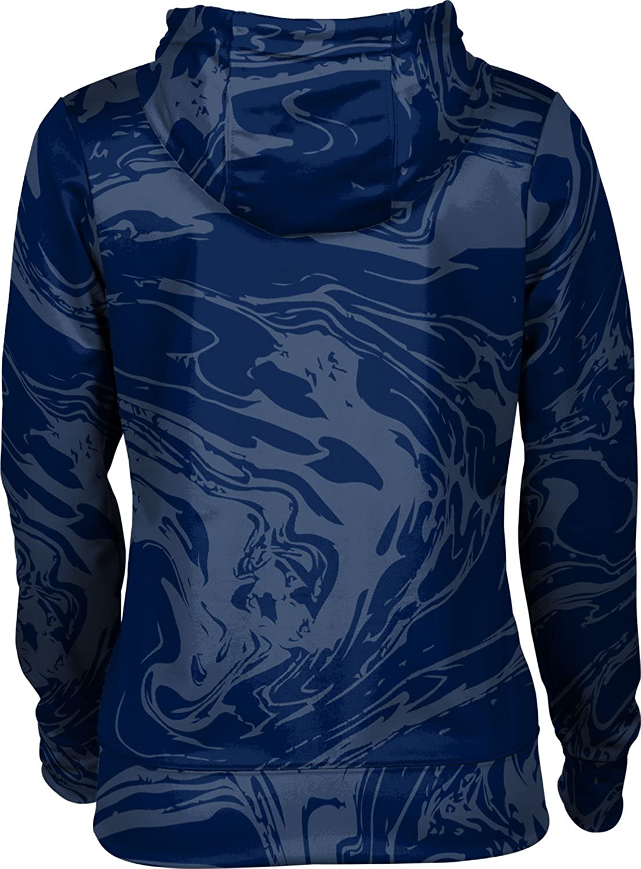 Ripple ProSphere Harford Community College Girls Zipper Hoodie School Spirit Sweatshirt