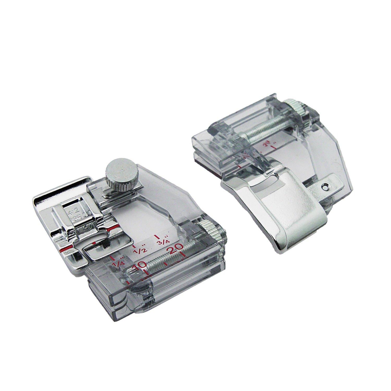 Cutex TM Brand Adjustable Bias Binder Foot #4129850-45 for Viking Sewing Machine