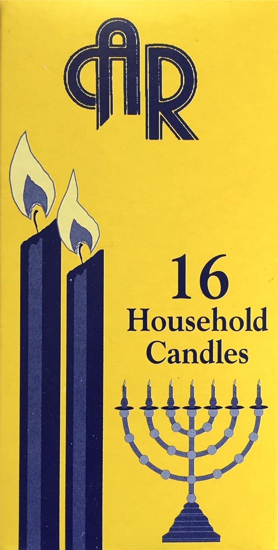 13 Centimetri 16 Candele Kosher Per La Casa Di Colore Bianco Da A.R.