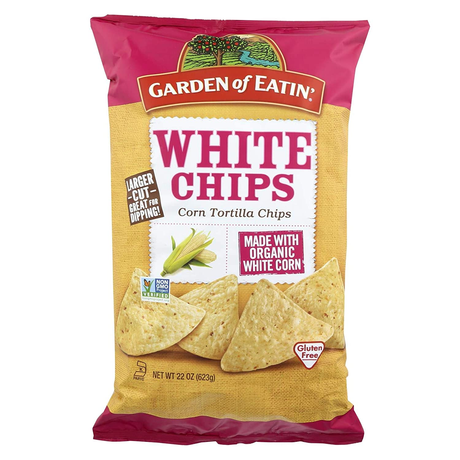 Garden Of Eatin Chip Trtla White Fiesta Org3