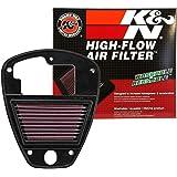 K&N KA-9006 Kawasaki filtro de ar de substituição de alto desempenho