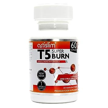T5 Max Strength Fat Burners Best Slimming Diet Pills Super Strong