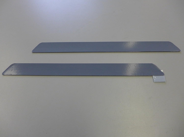 Opel Battitacco effetto alluminio set da 2