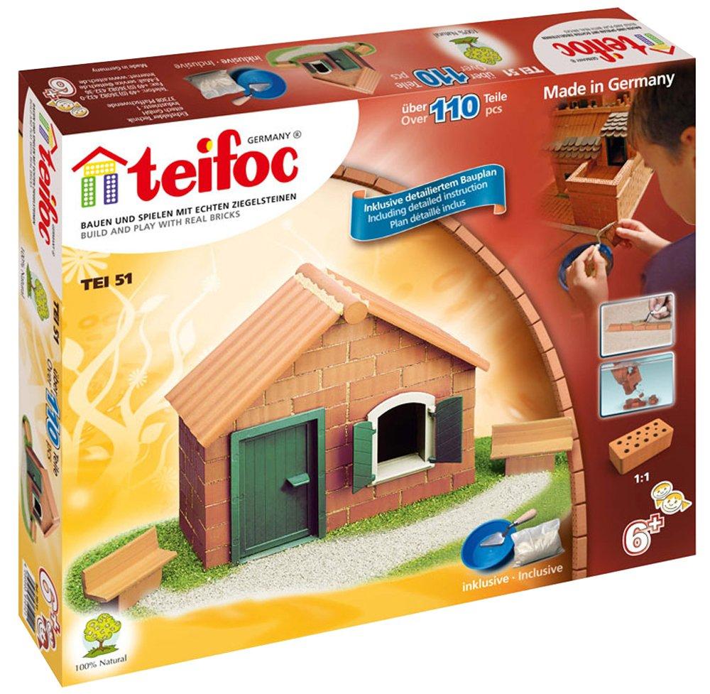 Teifoc Eitech TEI 902 1000 g Importado de Alemania Mortero