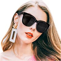 SIPHEW Womens Sunglasses Polarized-Mirrored Sunglasses for Women with UV400 Protection for Outdoor