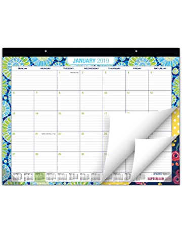 Desk Calendars Shop Amazon Com