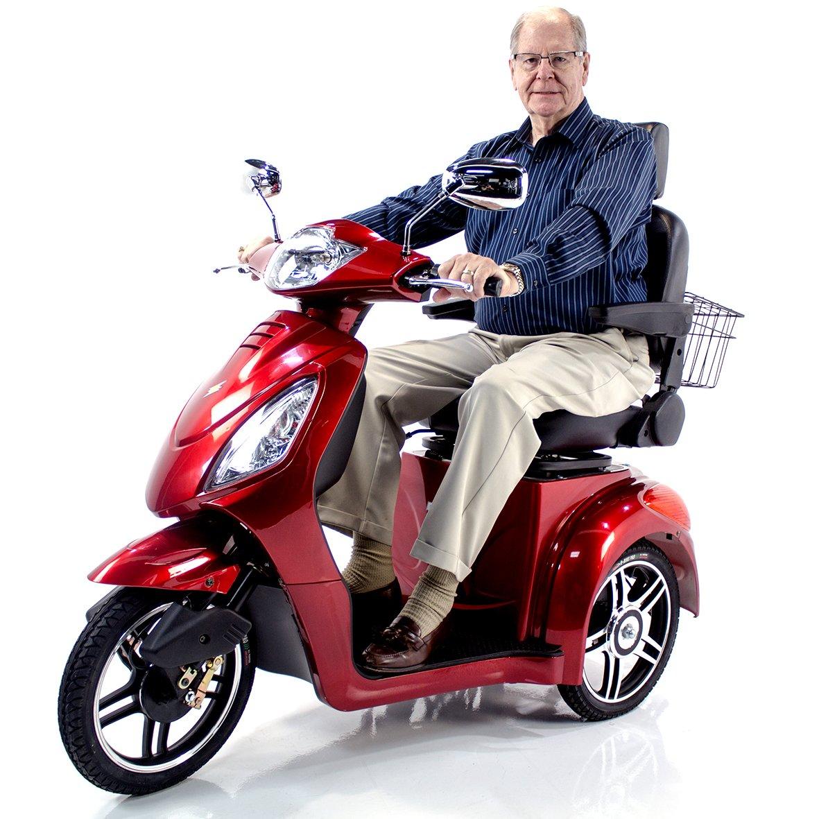 Amazon.com: EWHEELS EW-36 Elite - Patinete de movilidad ...