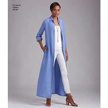 Amazon.com: Simplicity Creative Patterns Miss Petite Shirt Dresses Pattern U5 (16-18-20-22-24): Posters & Prints