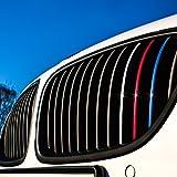 Nierenaufkleber-réfléchissant - 24 pièces réfléchissantes autoaufkleberset 4 couleurs (bleu foncé, rouge blanc-argent-bleu clair)